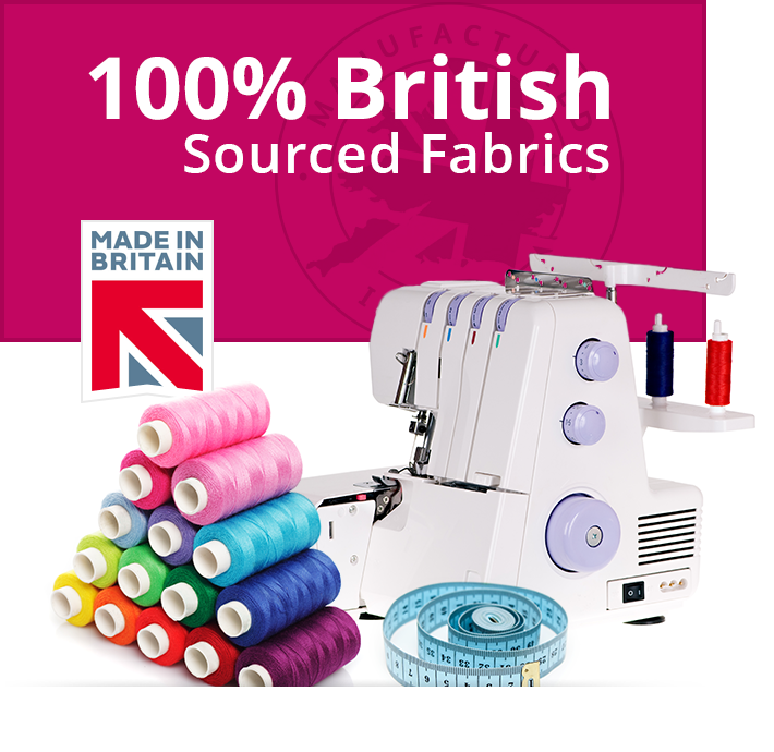 100% British Sourced Products